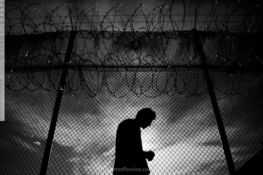 Peter Pereira : Ash Street Jail